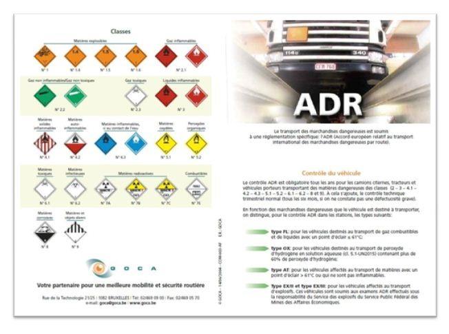 Keuring ADR | Autoveiligheid