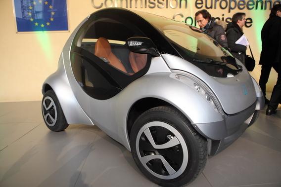 Hiriko Electric Vehicle Coming to European Cities Next