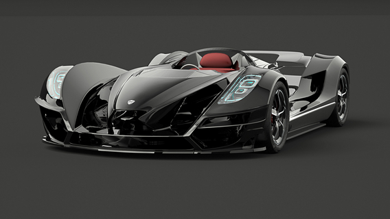 Zeus Twelve By Grey Design Launches With 3 Supercars