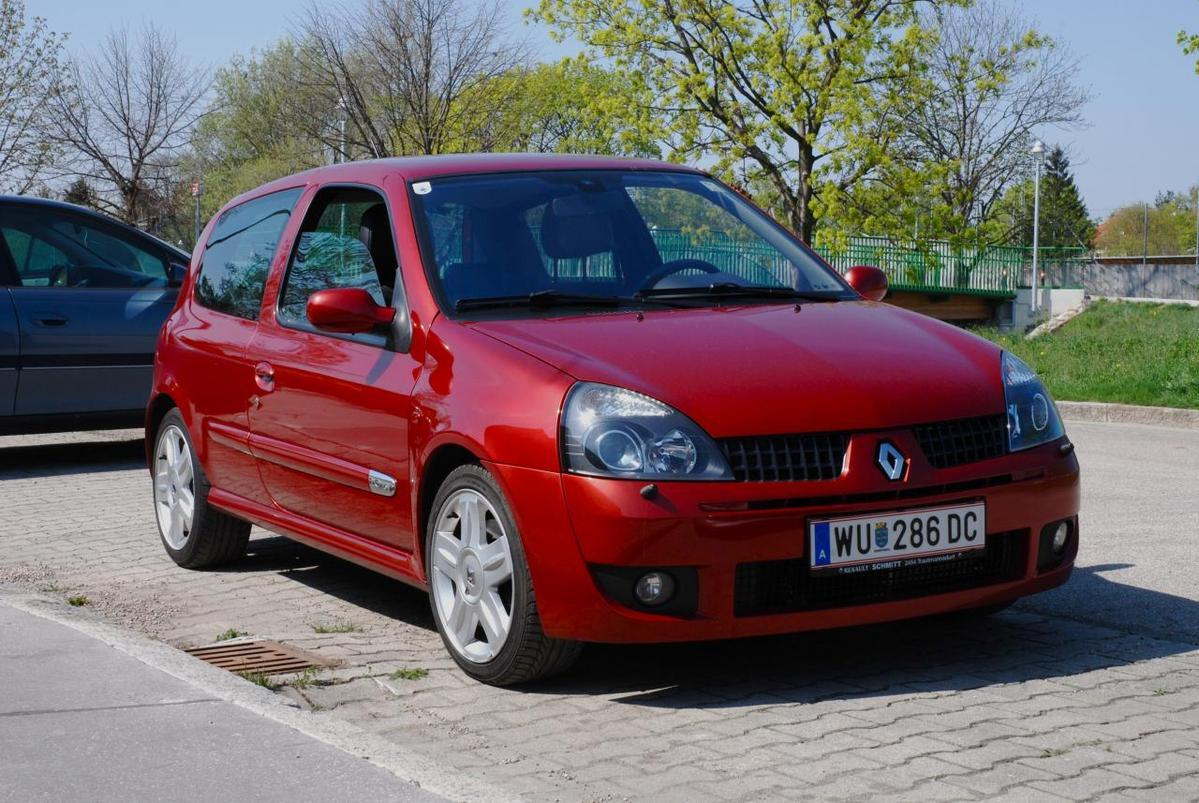 hight resolution of renault clio ii 1 5 dci expression