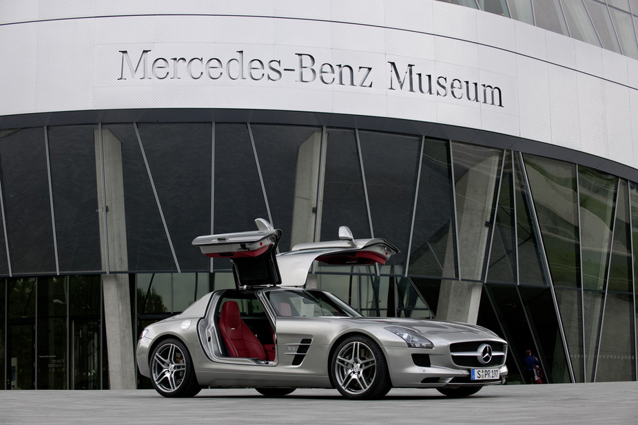Gullwings Extended