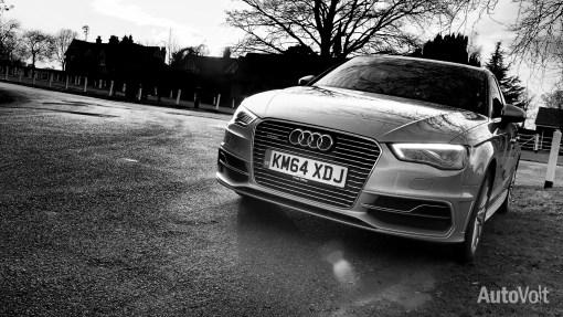 Audi A3 e-tron Photo
