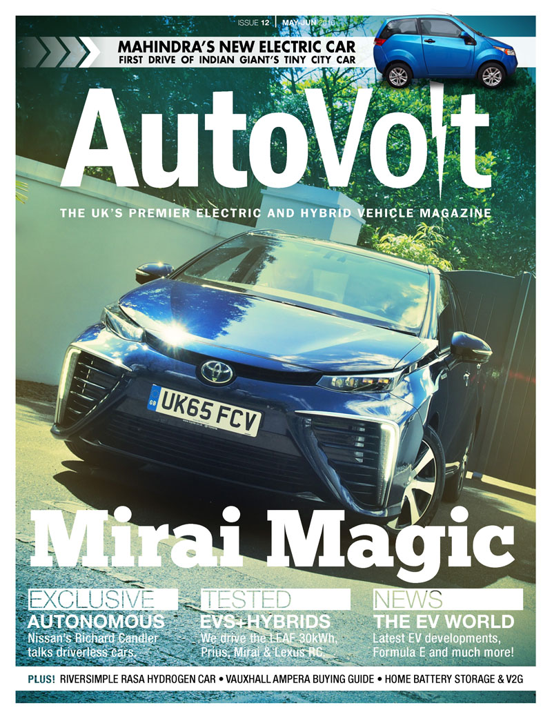 Autovolt Issue 12, May-June 2016