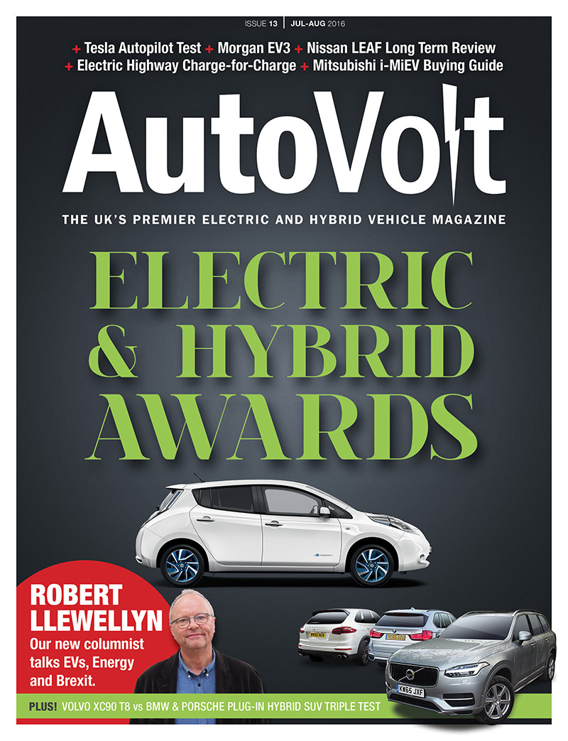 Autovolt Issue 13, July-August 2016