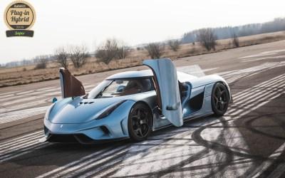 2016 AutoVolt Awards Winner: Koenigsegg Regera