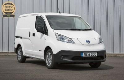 Nissan e-NV200 AutoVolt Awards 2016