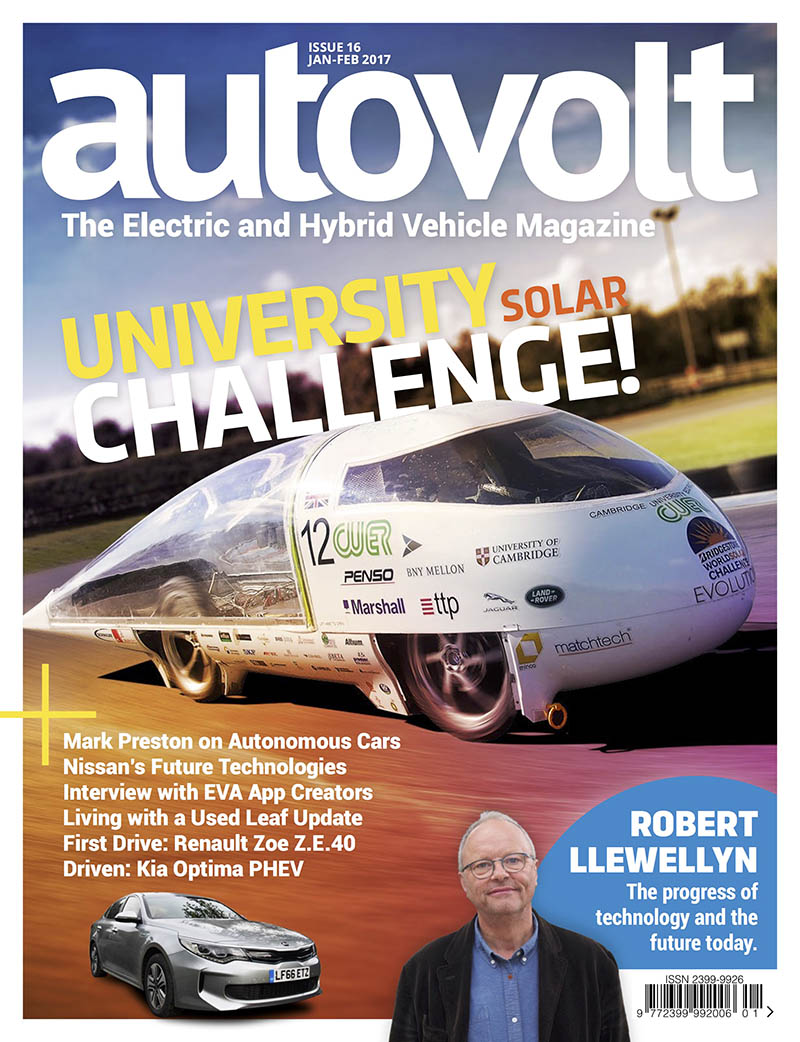 Autovolt Issue 16, January-February 2017