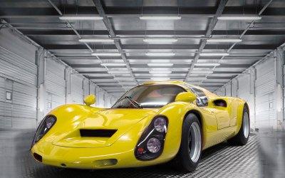 Kreisel reinvents iconic Porsche 910 as an electric supercar