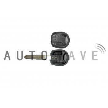 Daewoo/Chevrolet/Vauxhall Manual Transponder Case DWO5 Blade