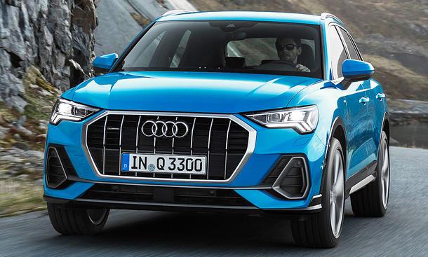 Audi Q3 2 Generation ab 2018 Preis  Daten