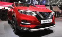 Nissan Qashqai Facelift: Genfer Autosalon 2017 ...