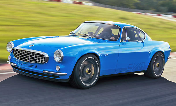 Volvo just announced that it has acquired swedish tuning firm polestar. Volvo P1800 Cyan (2020): Preis & Motor | autozeitung.de