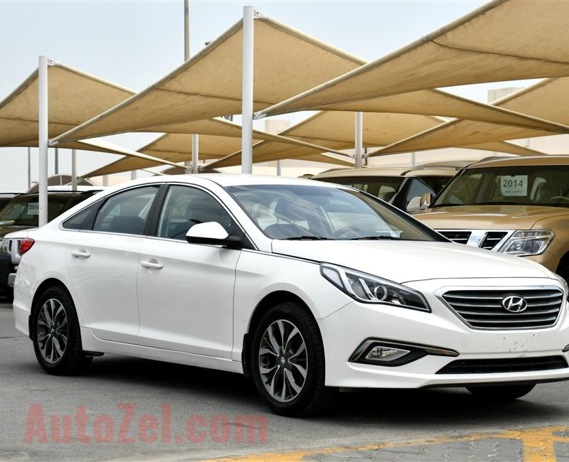 Check prices and deals of sonata se for sale, find a dealership and shop second hand cars online in the usa Hyundai Sonata V4 2016 White 121 000 Km Gcc