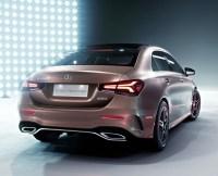 Autozine - Foto's: Mercedes-Benz introduceert A-Klasse ...