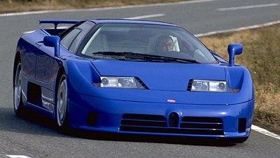 Super Fast Car Wallpaper Bugatti Eb110