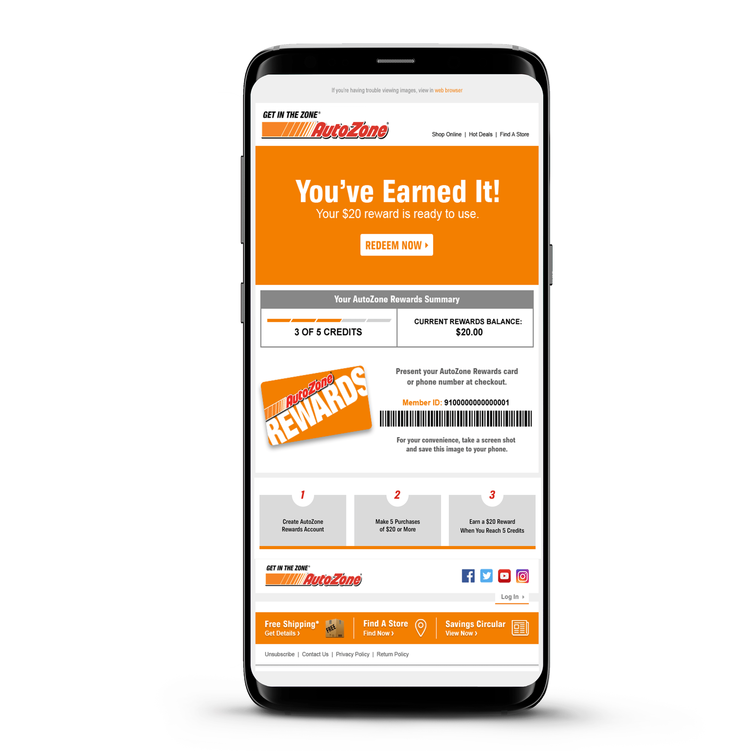 AutoZone Rewards  How to Join