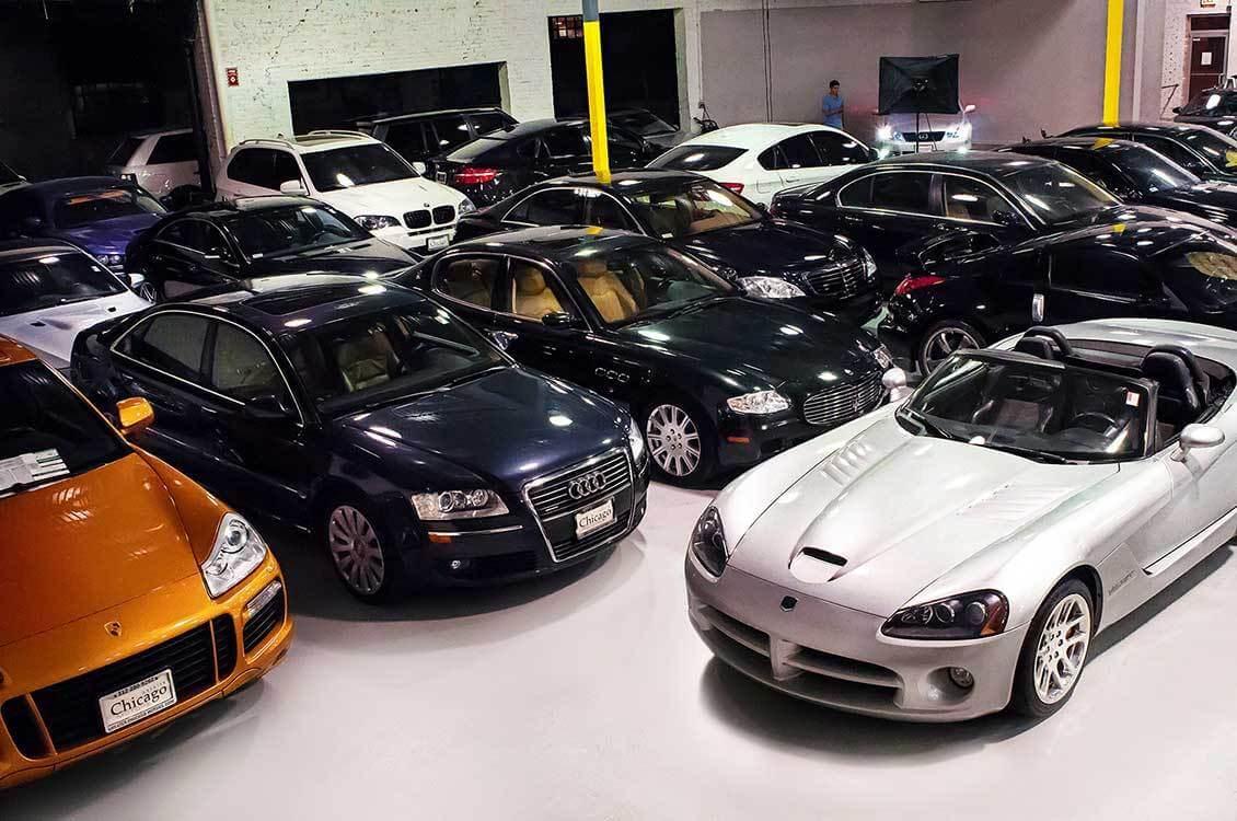 معارض السيارات أفضل أماكن شراء سيارة مستعملة