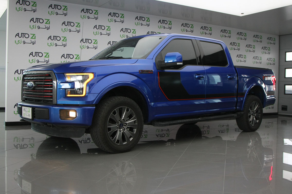 2016 Ford F -150