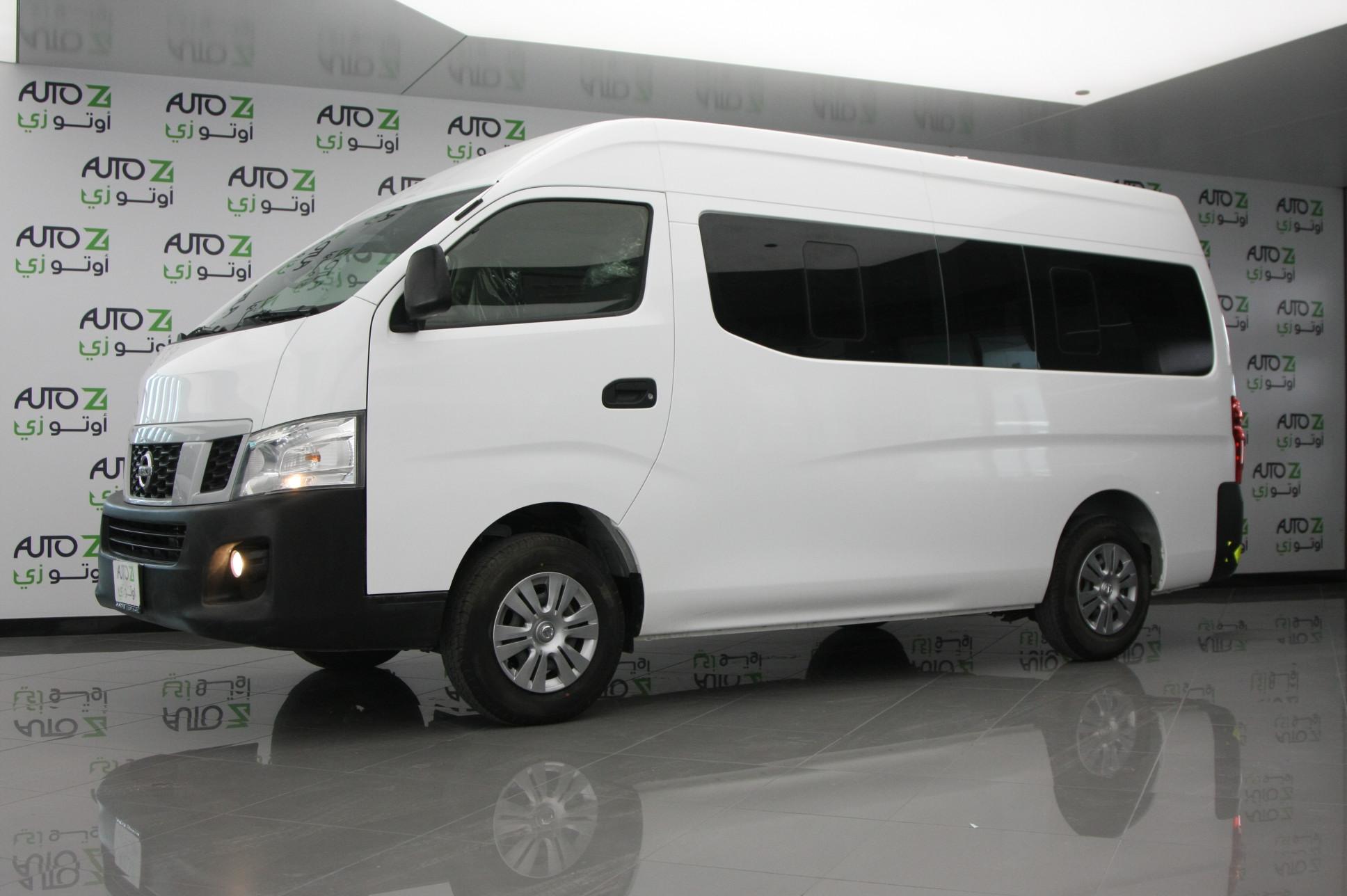 2016 Nissan Urvan NV350