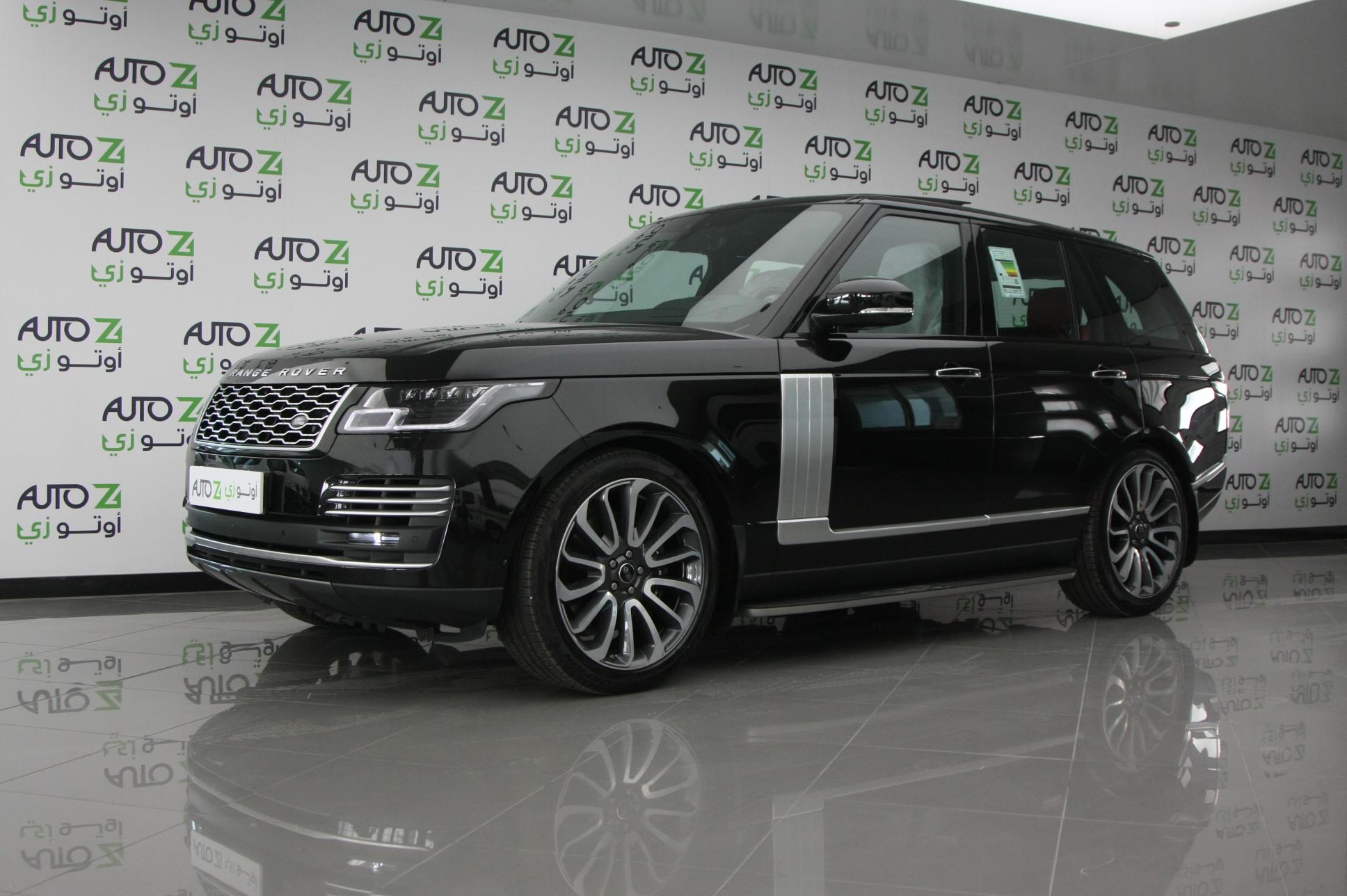 2018 Land Rover Range Vogue Autobiography