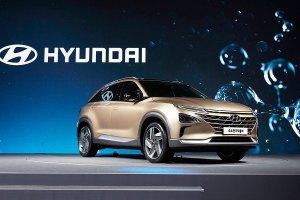 Hyundai hat den Nachfolger des ix35 FCEV präsentiert. Foto: Hyundai