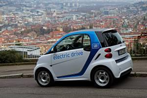 Carsharing ist bei den Kunden beliebt. Foto: Daimler
