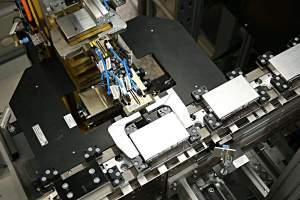 Batteriezellenproduktion bei BMW. Foto: BMW