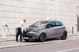 Renault forciert das intelligente Laden. Foto: Renault