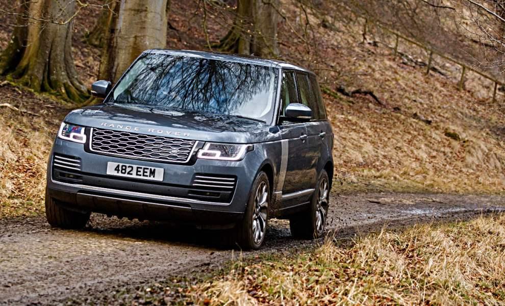 Range Rover Plug-in-Hybrid. Foto: Land Rover