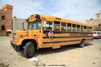 Bus à Tyr