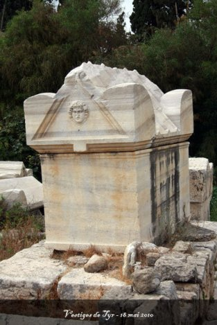 Vestiges à Tyr - l'autre ailleurs au Liban, une autre idée du voyage