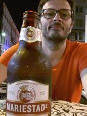 Dernière bière à Stockholm