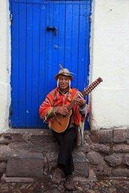 au hasard d'une rue de Cusco