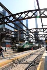 La gare de Toronto