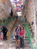 dans lune rue d'Amman