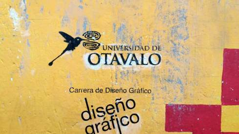 Bienvenue à Otavalo
