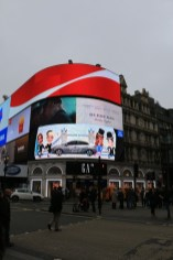 Picadilly Circus (escale à Londres)