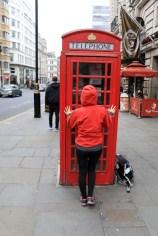 Cherchez Laura (escale à Londres)