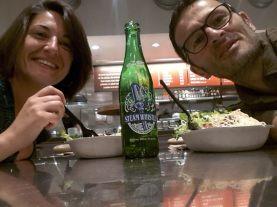 dernier diner à Toronto