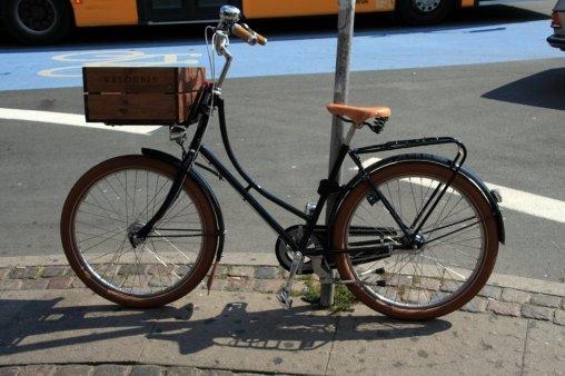 je vous ai dit que j'aimais les vélos ?
