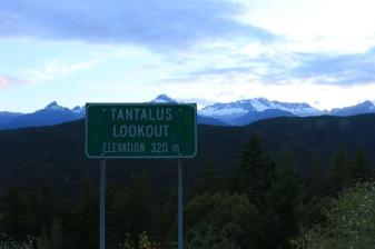 sur la route du Garibaldi Lake