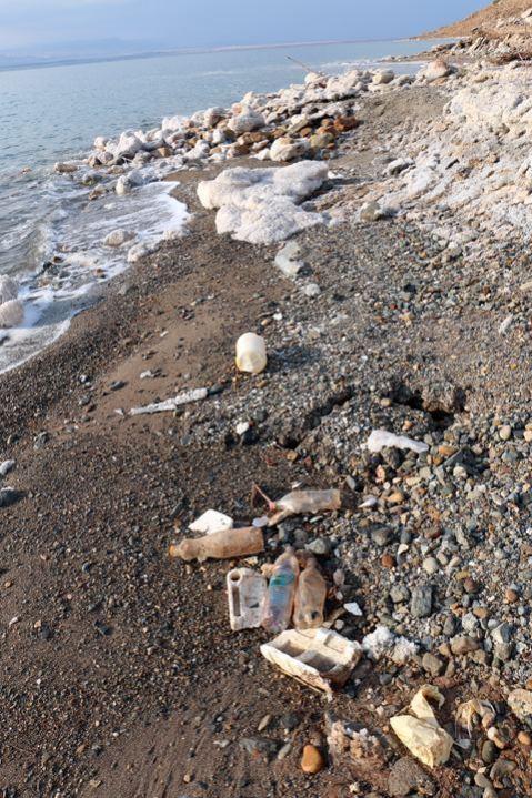 plage de la mer morte