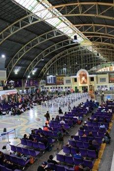 la gare de Bangkok