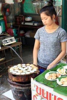 Street food à Doi Suthep
