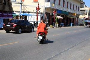 dans les rues de Lamphun
