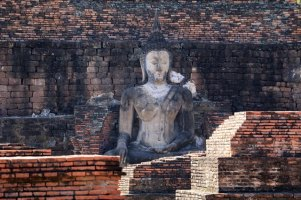 La cité antique de Sukhothaï