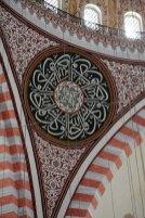 dans un mosquée