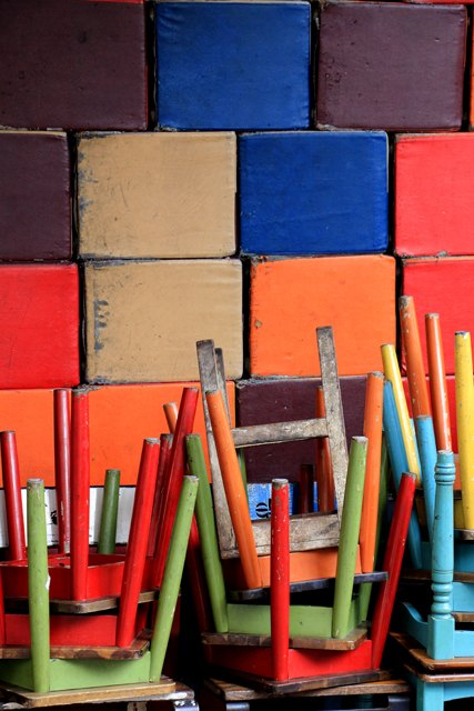 couleurs de Bangkok