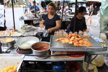 Street food à Bangkok (Thaïlande 2016) - l'autre ailleurs en Thaïlande, une autre idée du voyage