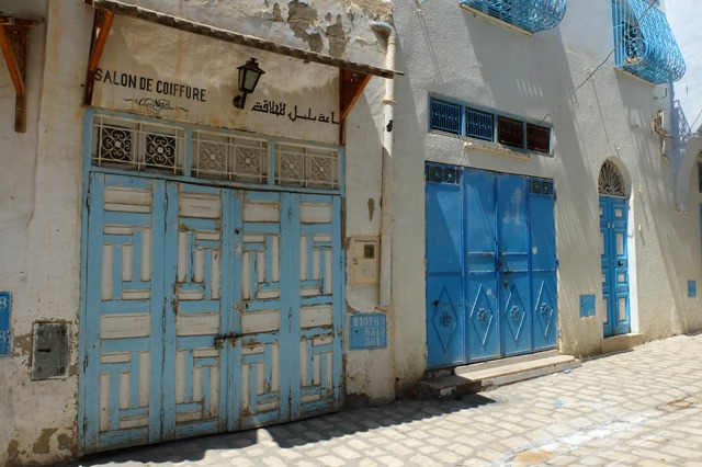 dans la médina de Kairouan